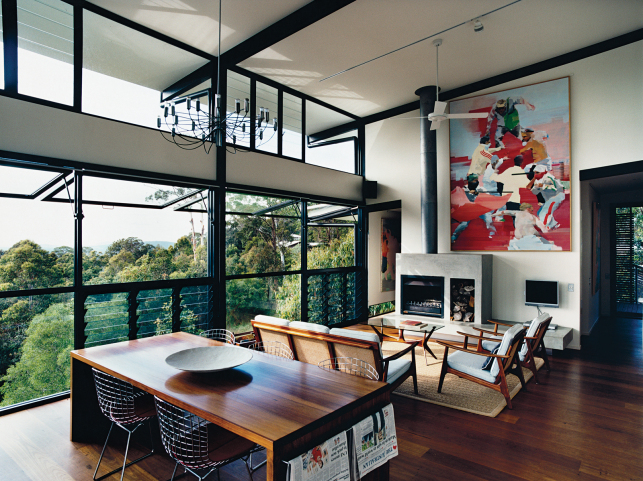 Living Room View architecture & design « jaime gillin